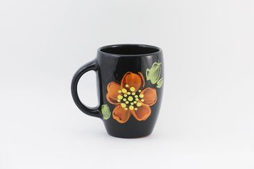 """Mug """"Festive"""" Ladybug"""