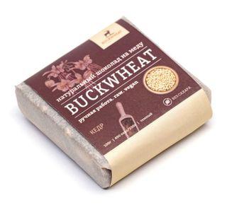 Buckwheat / Chocolate with honey