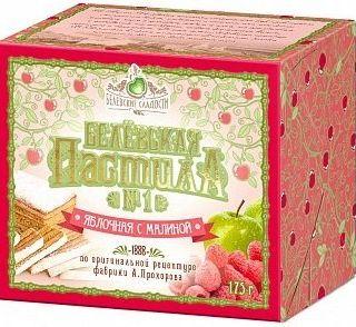 Belevskaya apple pasta with raspberries, 175 g