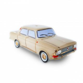 "Christmas tree toy ""Moskvich 412"""