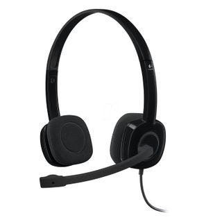 LOGITECH / Headphones with microphone (headset) H151, wired, 1.8 m, with headband, black