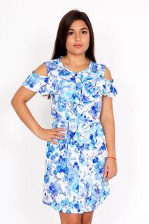 Wrap dress Dream And Art. 5384
