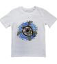Children's T-shirt with special effects TURTLE