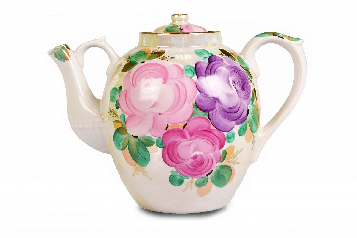Dulevo porcelain / Teapot 4500 ml Wedding