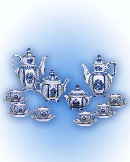 Tea set Hope, 14 items
