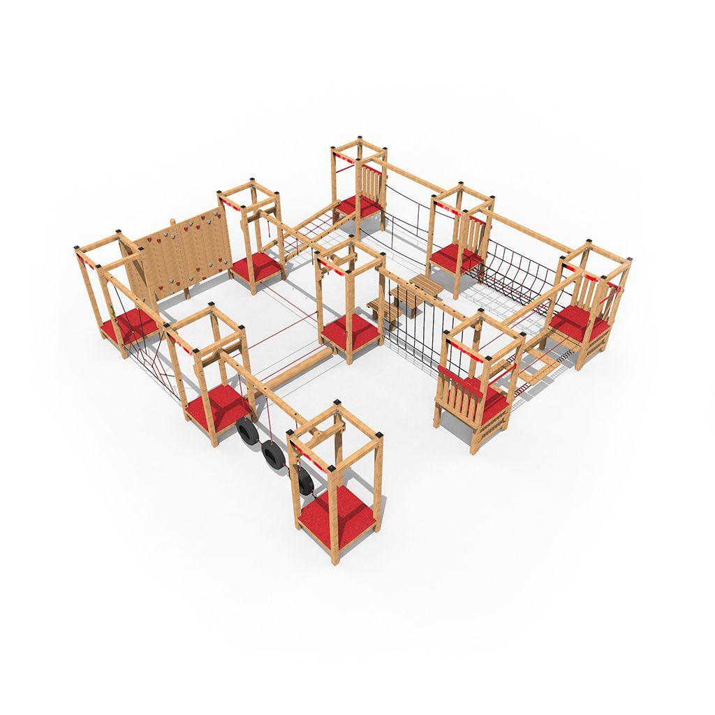 """Hercules / Children's climbing complex """"v.2 Big"""""""