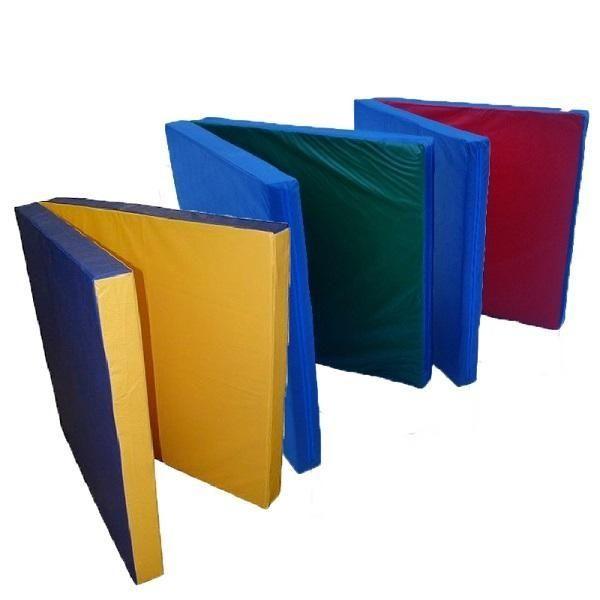 FSI Analytica / Folding mat 2.0x1.0x0.1m colored (awning) anti-slip bottom