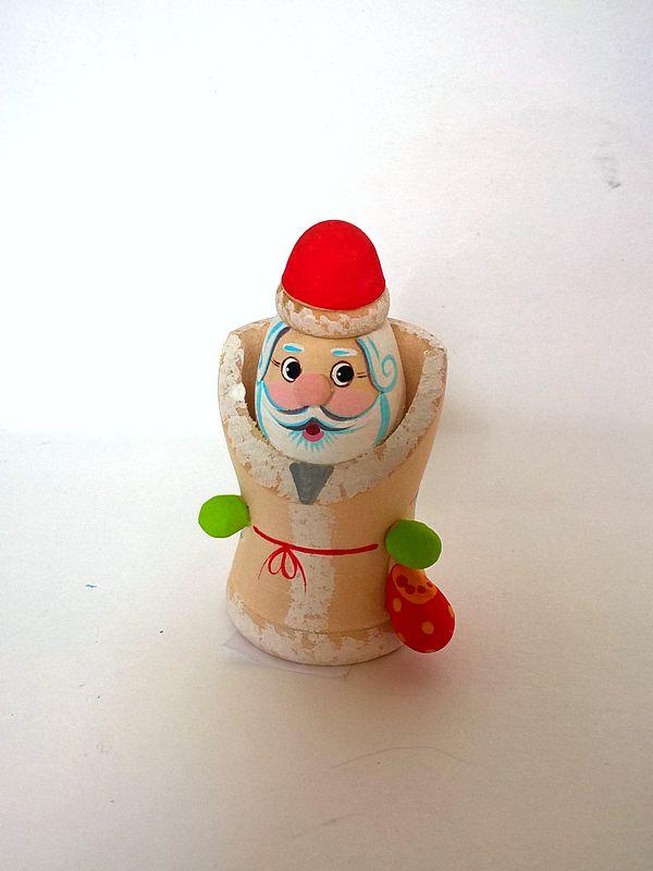 Tver souvenirs / Doll Santa Claus