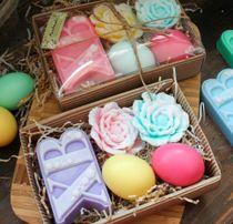 Gift set of handmade soap for Easter XB