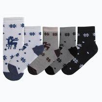 """Children's socks """"Deer"""" plush"""