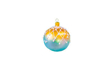 The ball of Christmas