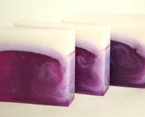 Lavender Coconut 1kg whetstone - handmade care soap