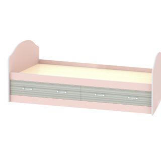 "Bed with drawers ""Junior"" for the children's room"