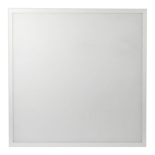 ERA / LED ceiling panel 595x595x8, 40 W, 6500 K, 2800 lm, WITHOUT POWER SUPPLY, white