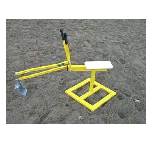 Hercules / Portable sand excavator