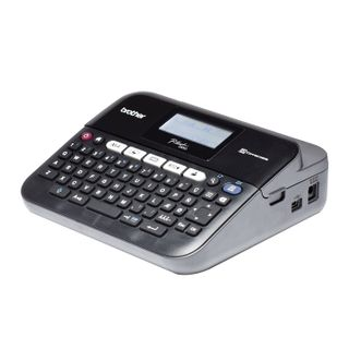 BROTHER PT-D450VP label printer, tape width 3.5-18 mm, up to 20 mm / sec., Memory for 2800 characters