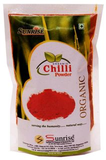 Ground chilli pepper