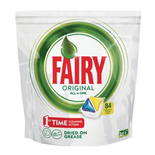 Dishwasher tablets 84 FAIRY