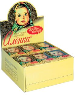 Chocolate Alenka, Shaw-box