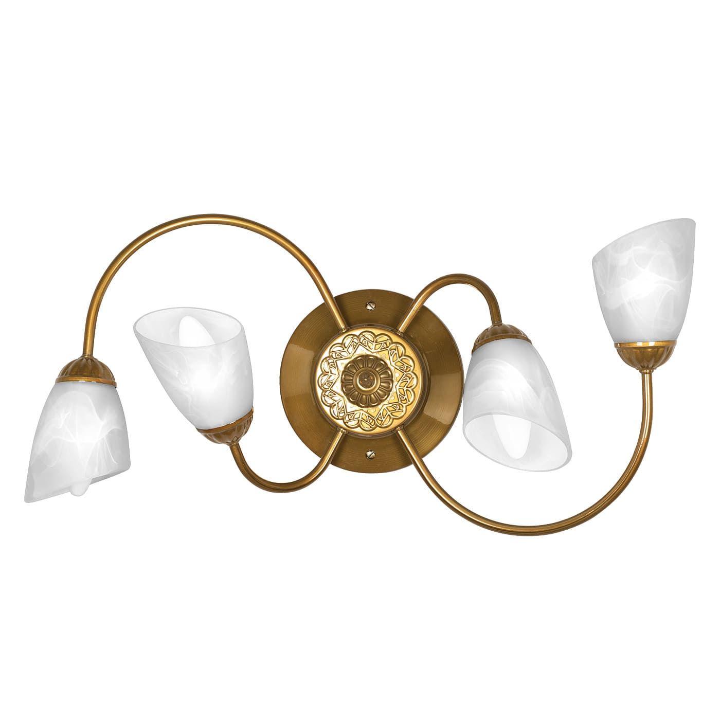 PETRASVET / Ceiling chandelier S2118-4, 4xE14 max. 60W