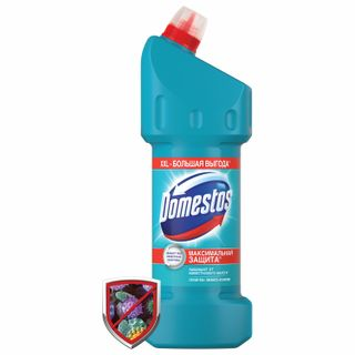 """Cleaner DOMESTOS (Domestos) """"Freshness of the Atlantic"""" with a whitening effect 1.5 l"""