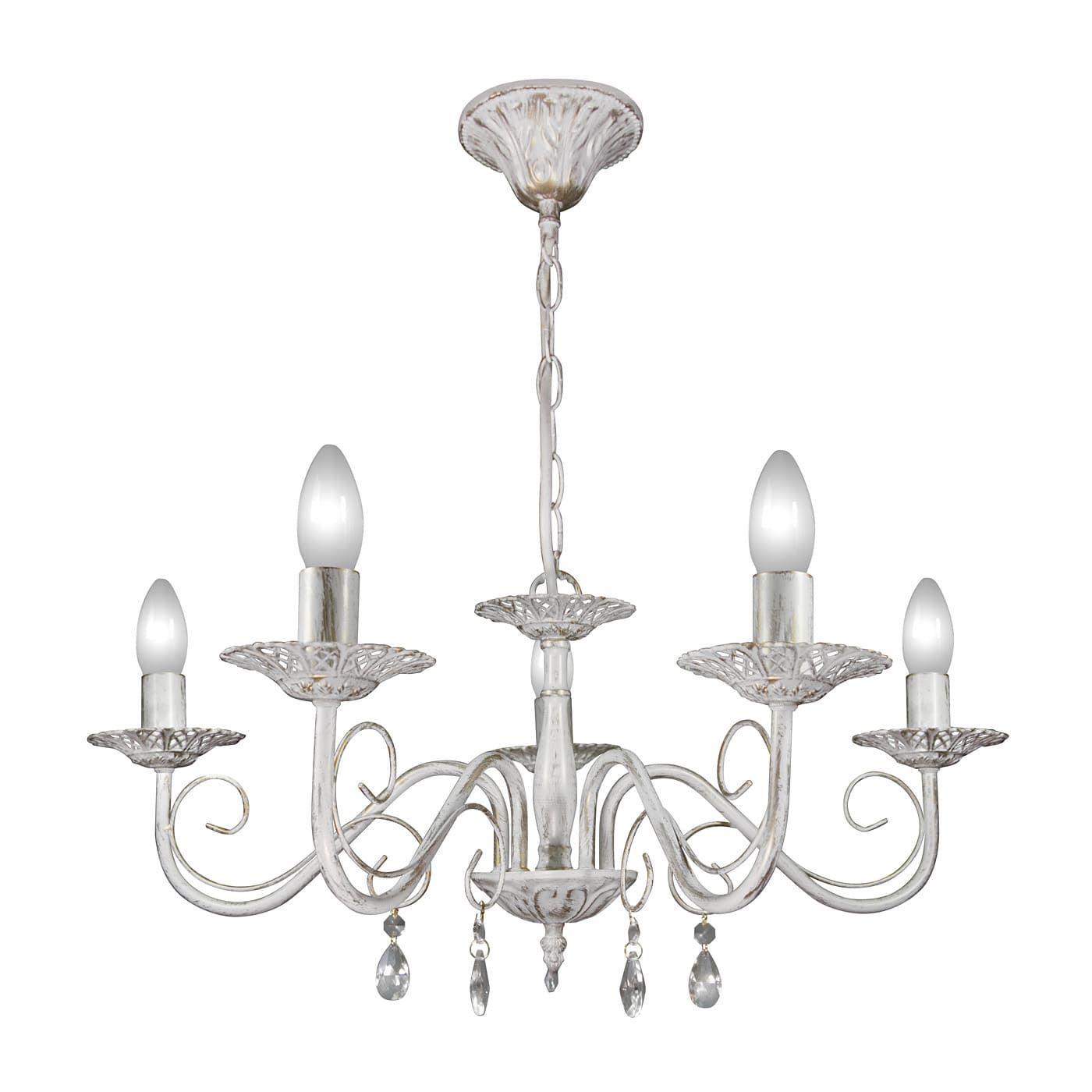 PETRASVET / Pendant chandelier S1019-5, 5xE14 max. 60W