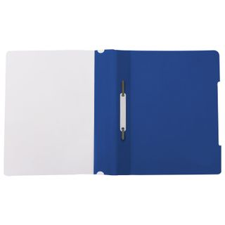Folder, plastic, DURABLE (Germany), A4, 150/180 µm, dark blue