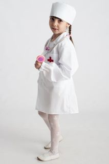 Doctor - children's costume-profession