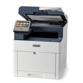 MFP laser COLOR XEROX WorkCentre 6515DNI (printer, scanner, copier, fax), A4, 28 s / min., 50,000 s / min, DUPLEX DAPD Wi-Fi s / k