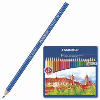 Pencils coloured STAEDTLER (Germany)