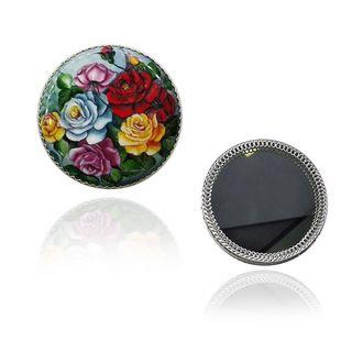 Rostov enamel / Pocket mirror