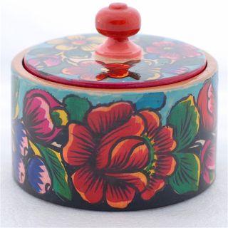 "Box ""Summer bouquet"" polkhovskiy Maydan"