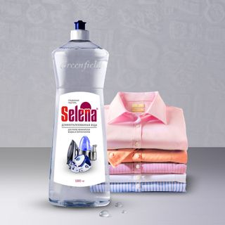 Selena water for irons demineralized 1 liter.