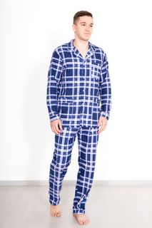 Pajamas Flannel men's G Art. 6266