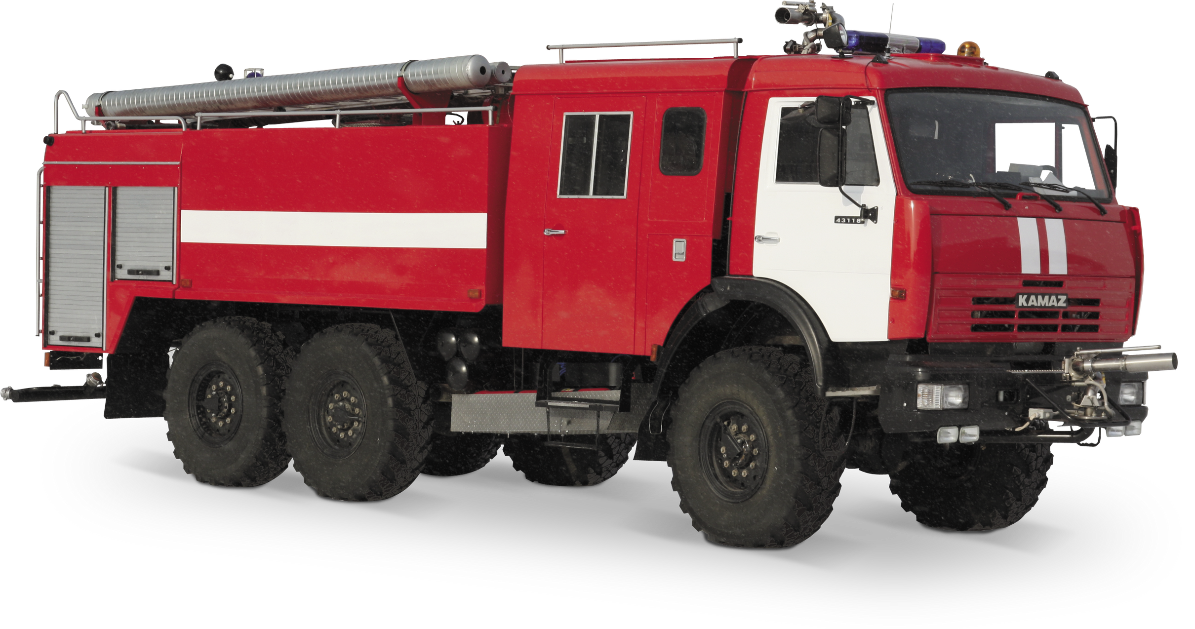 Fire-fighting airfield vehicle AA-8,5