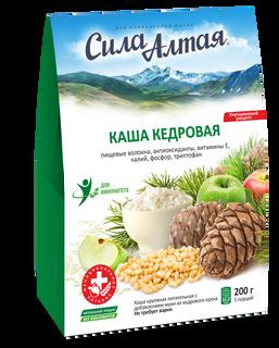 Cedar porridge 200 g