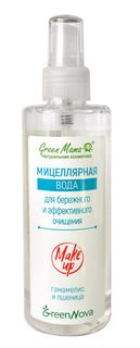 Micellar water for gentle and effective cleansing 200 ml art. 0407