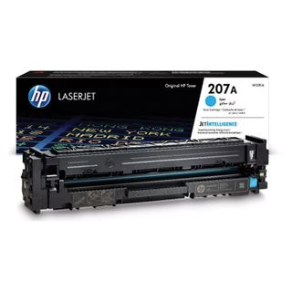 Toner Cartridge HP (W2211A) 207A for HP Color LJ M282 / M283 / M255 Cyan, Original, yield 1250 pages