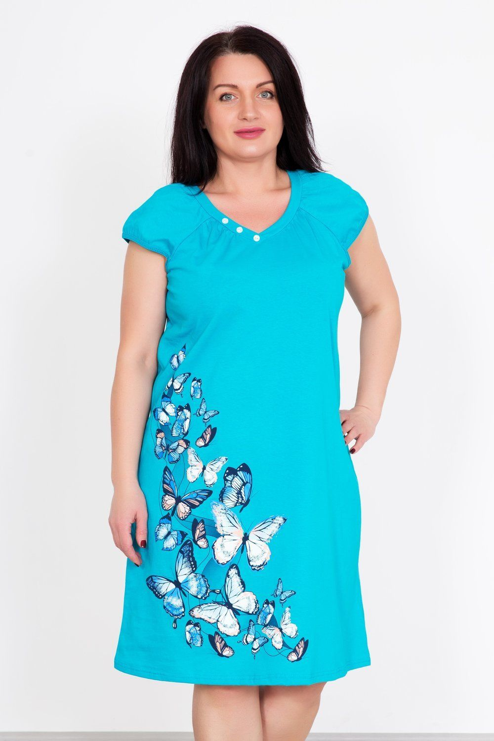 Lika Dress / Nightgown Poljot B Art. 5015
