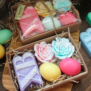 Handmade soap gift set for Easter XB