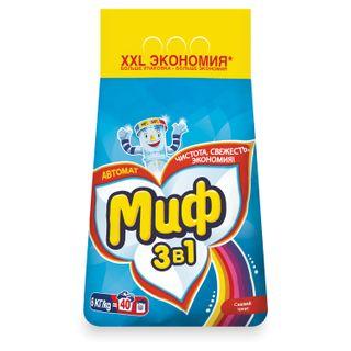 Washing powder 6 kg, MIF 3 in 1