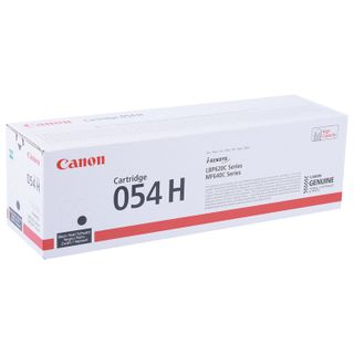 Laser cartridge CANON (054HBK) for i-SENSYS LBP621Cw / MF641Cw / 645Cx and others, black, resource 3100 pages, original