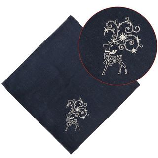 "Napkin ""Winter Deer"""