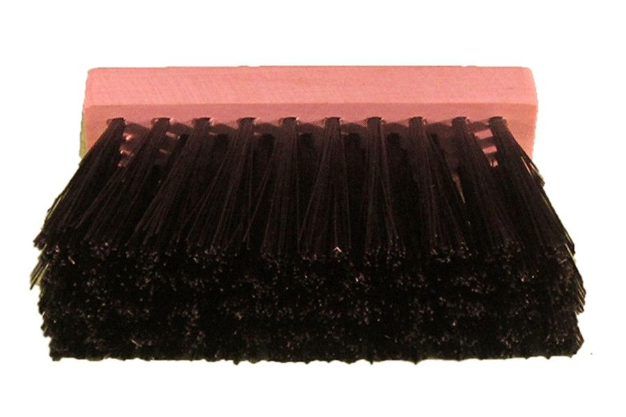 Torzhok brushware enterprise / Fireplace brush 110x40x82