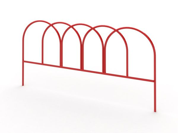 Fencing I908 red powder paint