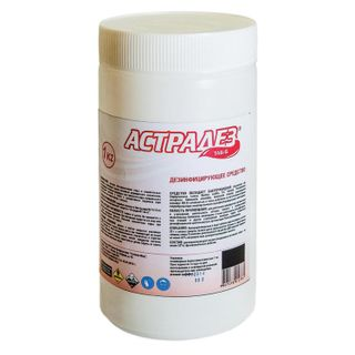 Means for pools, water disinfection ASTRADEZ TAB-B tablets 300 pcs, 1 kg
