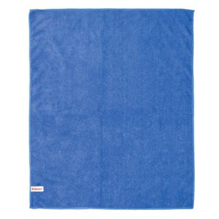 LIMA / Cloth for cleaning the floor, dense microfiber, 70x80 cm, blue