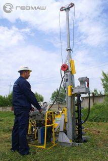 "Compact drilling rigs BBU 000 ""OPENOK"""