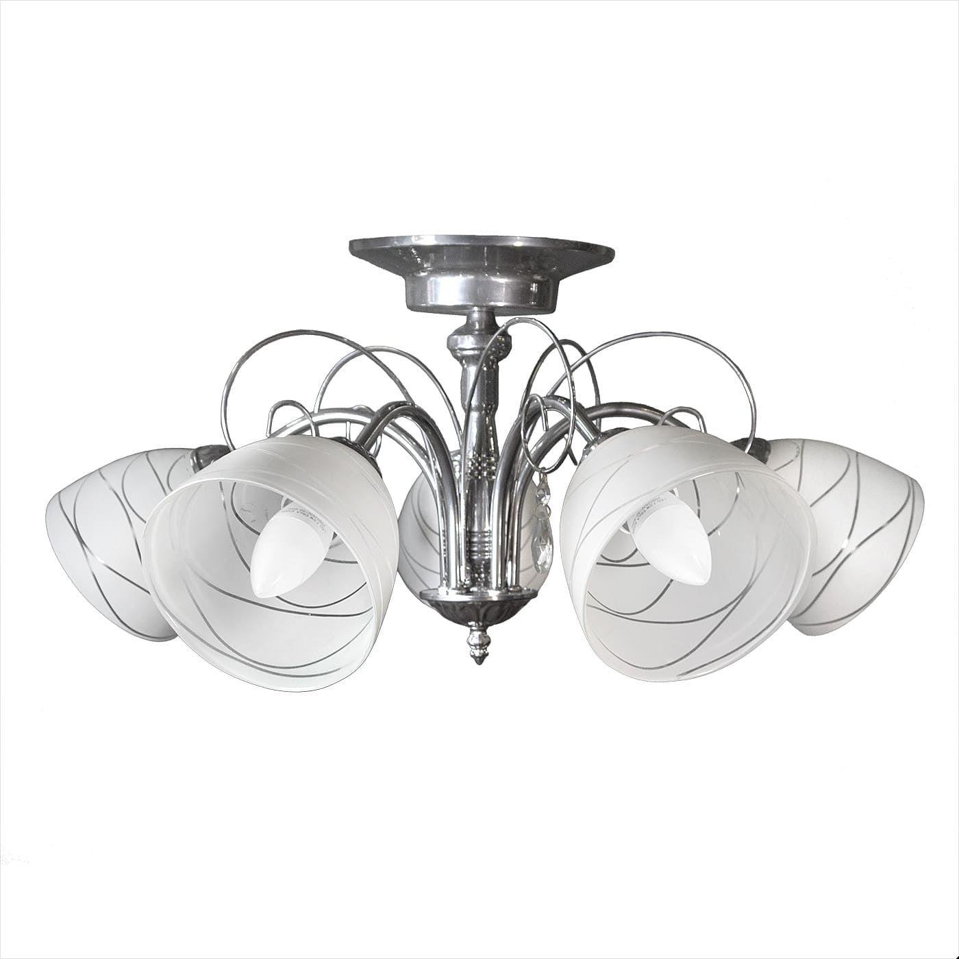PETRASVET / Ceiling chandelier S2165-6, 6xE27 max. 60W