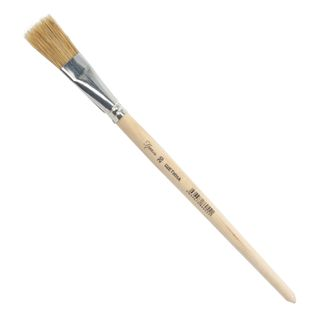 GRAIL brush, bristle, design (1 piece), flat No. 20